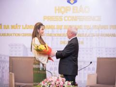 Lý Nhã Kỳ trở thành Lãnh sự Danh dự Rumani