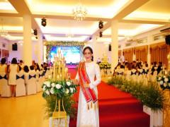 Doanh nhân - Hoa hậu Hồng Thắm: Hạnh phúc là biết cân bằng cuộc sống