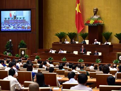 Các nhóm vấn đề trả lời chất vấn Quốc hội của 3 bộ trưởng