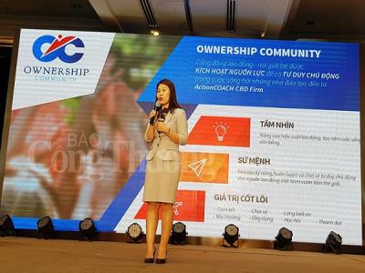 """Ra mắt cộng đồng lao động trẻ """"Ownership Community"""""""
