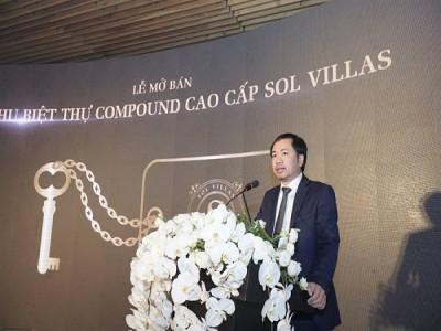 Khu biệt thự compound cao cấp Sol Villas đạt