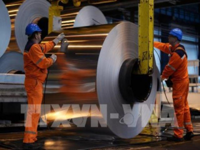 Mỹ tuyên bố áp đặt thuế thép và nhôm nhập khẩu từ EU, Canada, Mexico