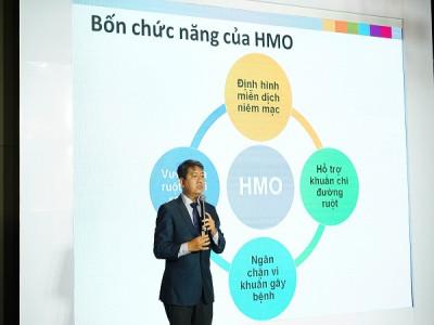 Công bố nghiên cứu đột phá mới về HMO giúp tăng sức đề kháng cho trẻ