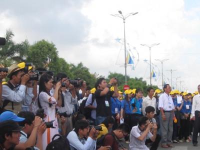 Kỷ niệm ngày Báo chí Cách mạng Việt Nam: Ân tình phóng viên thường trú