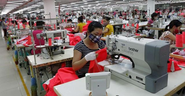 PMI Việt Nam tháng 5 tăng lên 53,9 điểm nhờ số lượng đơn hàng