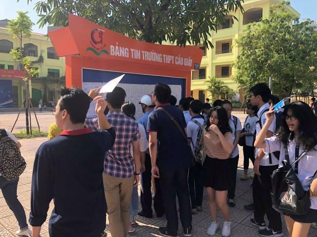 Hà Nội: 95.000 học sinh bắt đầu kỳ thi vào lớp 10