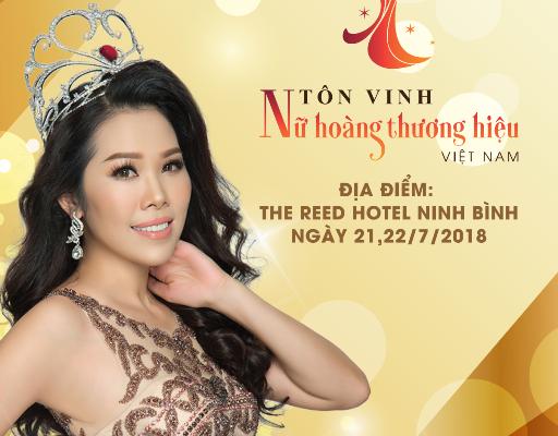 """Tôn vinh """"Nữ hoàng Thương hiệu Việt Nam"""": Xây dựng niềm tin và nâng bước cho các thương hiệu"""