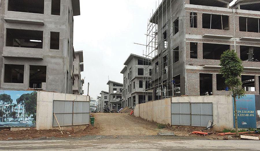 Dự án Khai Sơn Hill: Cuộc hoán đổi chủ đầu tư bất thường?