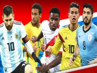 Vì sao các đội bóng Nam Mỹ thất bại?