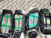 Đại gia thép Pomina lên tiếng về container chứa 100 bánh cocaine
