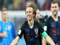 Modric chiến thắng bóng ma luân lưu trong kỳ World Cup cuối cùng