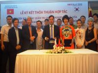 Viện Khoa học Quản trị Doanh nghiệp nhỏ và vừa (SISME) ký Thỏa thuận hợp tác với HH DNNVV Hàn Quốc