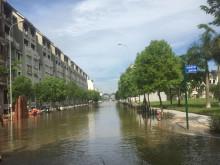 Bất động sản mùa ngập lụt: Vỡ mộng bánh vẽ hạ tầng