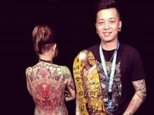 Từ chàng sinh viên tay trắng đến nghệ sĩ xăm nổi tiếng Hà Thành