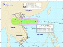 Bộ TT&TT ra công điện hỏa tốc chỉ đạo ứng phó với bão Sơn Tinh