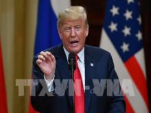 Tổng thống Mỹ sẵn sàng áp thuế đối với mặt hàng nhập khẩu Trung Quốc trị giá 500 tỷ USD