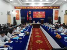 Quốc Hội giám sát chuyên đề tại tỉnh Bạc Liêu