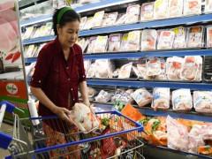 Gà dai nhập khẩu tại siêu thị có nguồn gốc xuất xứ rõ ràng