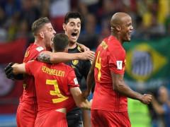 Bỉ chẳng ngán ai sau khi hạ Brazil