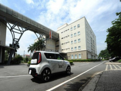 FPT được cho phép thử nghiệm ôtô tự lái