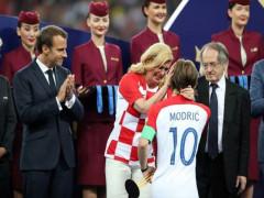 Ai đứng sau thành công của tuyển Croatia?