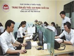 Đấu thầu qua mạng: Cơ hội cạnh tranh công bằng cho các doanh nghiệp