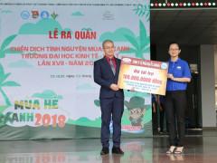 Địa ốc ALIBABA đồng hành cùng chiến dịch Mùa hè xanh 2018