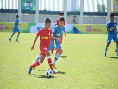 Number 1 Active Chanh Muối đồng hành cùng giải bóng đá Thiếu niên toàn quốc 2018
