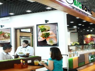 Big Bowl khai trương cửa hàng thứ 18 tại sân bay Cam Ranh - Khánh Hòa