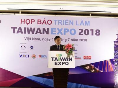 Taiwan Expo 2018: Giới thiệu hàng loạt ứng dụng thông minh