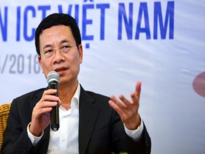 Quyền Bộ trưởng Nguyễn Mạnh Hùng và trông đợi của doanh nghiệp