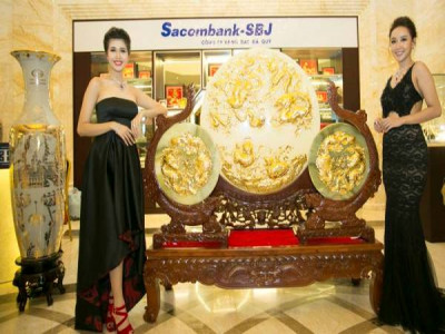 Khai trương cửa hàng Kim hoàn SBJ thứ 20