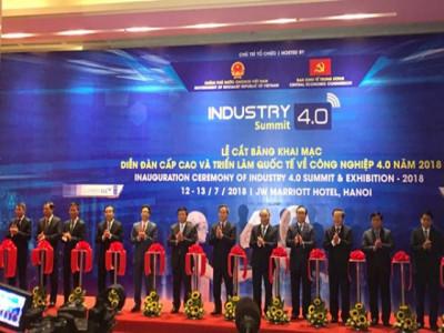Xây dựng đề án, chương trình hành động về công nghiệp 4.0 của Việt Nam