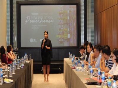 Việt Nam đang trở thành trung tâm công nghiệp mới của Đông Nam Á