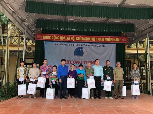 """Hiệp hội Doanh nhân trẻ tỉnh Thanh Hóa: Phối hợp thực hiện chương trình """"Hành trình về nguồn"""""""