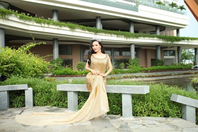 Doanh nhân Phạm Thị Châu Loan đăng quang Nữ hoàng thương hiệu ngành ô tô