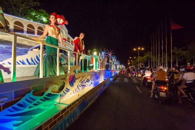 Nâng tầm lễ hội pháo hoa, Đà Nẵng khẳng định vị thế dẫn đầu của mình