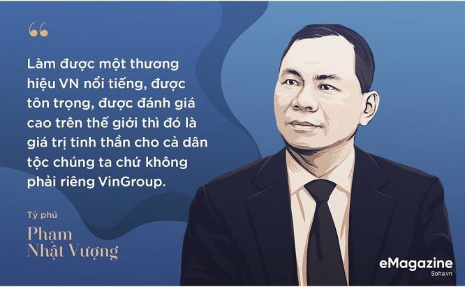 """PGS.TS Trần Đình Thiên: """"Đã có Phạm Nhật Vượng thì cũng có thể có những người khác"""""""
