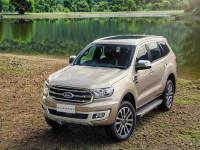 Ford Everest mới - Khẳng định vị trí dẫn đầu phân khúc SUV về công nghệ hiện đại