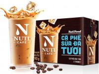 """Cùng thưởng thức  """"Nuticafé - Cà phê sữa đá tươi"""""""