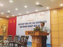 """Chính sách hỗ trợ vốn cho DNNVV: Cần sự phối hợp từ các """"nhà"""""""