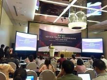 Hơn 1200 đại diện doanh nghiệp tham dự Hội nghị DWEF ASEAN 2018