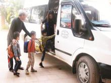 Dịch vụ đưa đón học sinh: Sôi động trước thềm năm học mới
