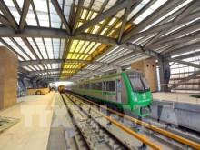 Đường sắt Cát Linh - Hà Đông chạy thử toàn tuyến vào tháng 9
