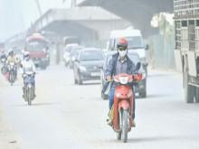 Hà Nội: Chất lượng không khí trong ngày đầu tuần đang xấu đi rõ rệt