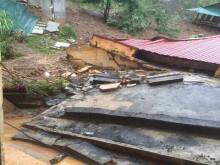Mưa lớn gây sạt lở nghiêm trọng ở các huyện miền núi Thanh Hóa