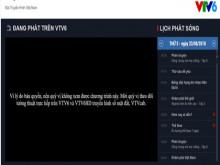 Vì sao VTV6 phải dừng phát sóng trận Việt Nam vs Bahrain?