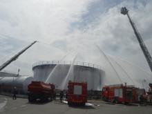 Bình Dương: Diễn tập phương án phòng ngừa, ứng phó sự cố môi trường do cháy nổ