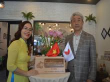 Nữ doanh nhân Bình Dương nhận quyết định đại sứ cá nhân cho Thị trấn Yoshino, tỉnh Nara, Nhật Bản