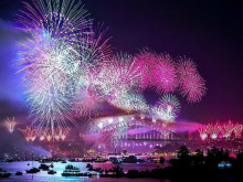 Quốc khánh 2/9, Tp Hồ Chí Minh sẽ bắn pháo hoa nghệ thuật tại 2 điểm